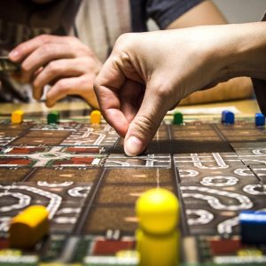 Board and Dice Games